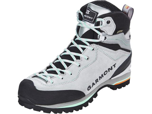 Garmont Ascent GTX Shoes Women, grijs/zwart